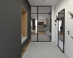 Wiatrołap,drzwi z szprosami - zdjęcie od STUDIO PNIAK