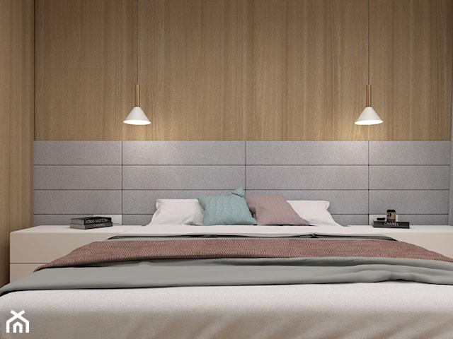 Sypialnia w Skawinie