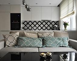 Mieszkanie w stylu nowojorskim - zdjęcie od STUDIO PNIAK