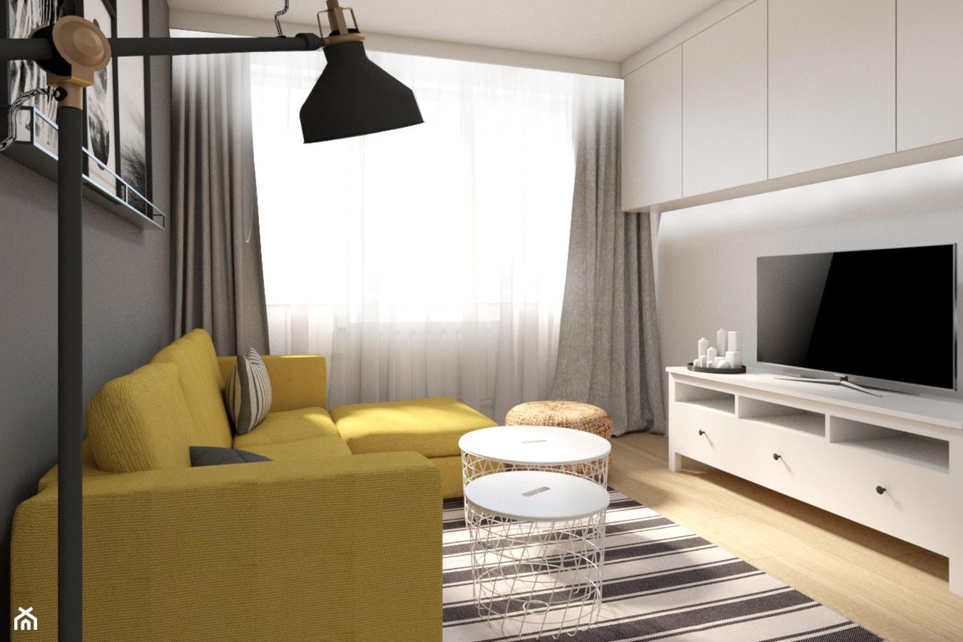 Metamorfoza mieszkania - zdjęcie od STUDIO PNIAK - Homebook