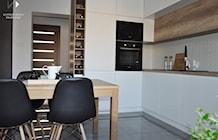 Kuchnia styl Skandynawski - zdjęcie od Architekt wnętrz Klaudia Pniak