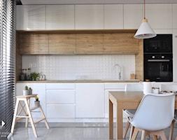 Kuchnia Z Drewnianym Blatem Aranżacje Pomysły Inspiracje Homebook