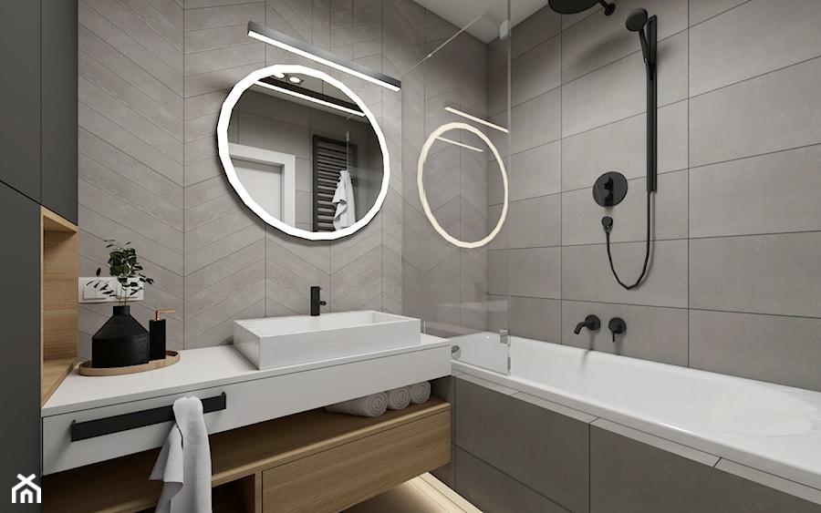 Wanna Z Prysznicem Zdjęcie Od Studio Pniak Homebook