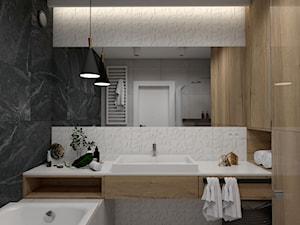 Łazienka w bloku o pow. 5,75mkw