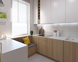 Drewniana kuchnia - zdjęcie od STUDIO PNIAK