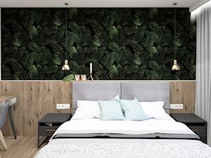 Sypialnia tropikalna