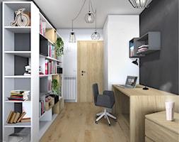Niskobudżetowe mieszkanie w Krakowie 57m2 - zdjęcie od STUDIO PNIAK