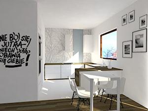Projekt kuchni - zdjęcie od Makówka Design