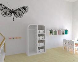 Przykładowy pokój według Montessori - zdjęcie od Makówka Design