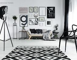 Black & White scandal room - zdjęcie od Design Town - Homebook