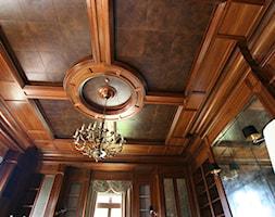 Sufit w Gabinecie - zdjęcie od Manufaktura WIRCHOMSKI