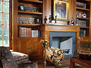 Gabinet Rezydencja Konstancin - zdjęcie od Manufaktura WIRCHOMSKI
