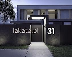 ogrodzenie+aluminiowe+%26+spieki+kwarcowe+-+zdj%C4%99cie+od+LAKATE+Sp.z.o.o+BRAMY+I+OGRODZENIA