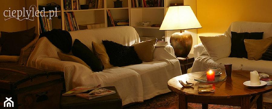 Ciepłe Oświetlenie Led Salonu Zdjęcie Od Icam Sp Z Oo