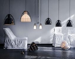 Oferta Grodno Decor - Średnia biała jadalnia, styl industrialny - zdjęcie od Grodno Decor