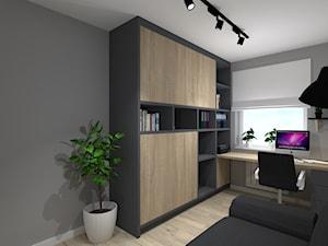 Mini biuro w bloku. - zdjęcie od iStudioo