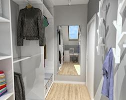 Pokój dla nastolatki z garderobą - zdjęcie od iStudioo