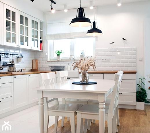 Kuchnia  styl Rustykalny -> Otwarta Kuchnia Plusy I Minusy
