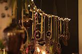 wisząca dekoracja świąteczna diy