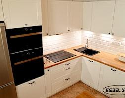 Kuchnia Biały Ramiak - zdjęcie od Mebel Styl