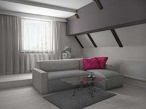 Adaptacja poddasza na przestrzeń mieszkalną