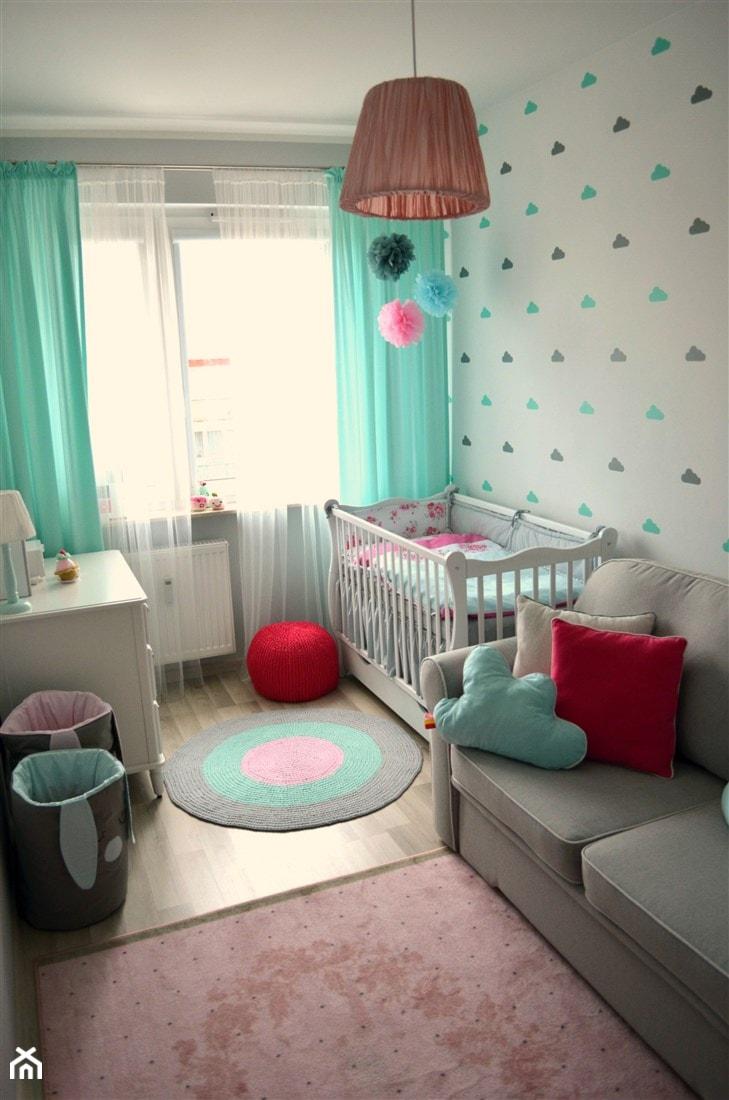 pok j ma ej dziewczynki ma y pok j dziecka dla ch opca dla dziewczynki dla niemowlaka styl. Black Bedroom Furniture Sets. Home Design Ideas