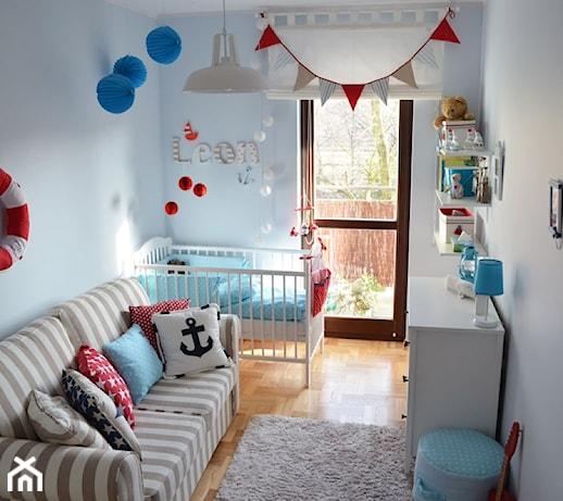 Jak urządzić pokój dziecka w stylu marynarskim - 6 pomysłów