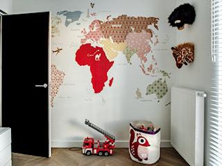 Naklejki ścienne - szybki i efektowny sposób na dekorację ściany