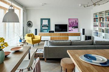 TOP 10 salonów w stylu skandynawskim – #zostańwdomu i zainspiruj się
