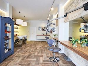 Warsztat fryzjerski