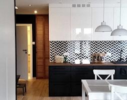 Kuchnia+-+zdj%C4%99cie+od+Vprojekt+design+by+Weronika