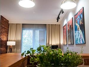 kuchnia w apartamencie - zdjęcie od MS-Meble Małyjurek