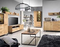 Salon - Salon, styl industrialny - zdjęcie od Salony Agata