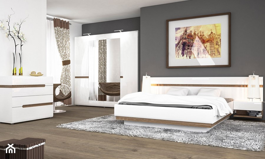 Sypialnia Linate Zdjęcie Od Salony Agata Homebook
