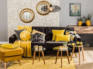 Inspiracje - Salon, styl eklektyczny - zdjęcie od Salony Agata