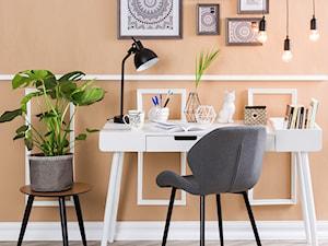 Domowe biuro – funkcjonalna przestrzeń do pracy w 4 odsłonach