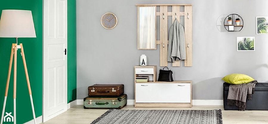 Przedpokój - Hol / przedpokój, styl minimalistyczny - zdjęcie od Salony Agata