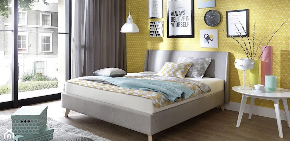 Przytulna sypialnia dla dwojga