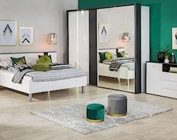 Sypialnia - Sypialnia, styl nowoczesny - zdjęcie od Salony Agata