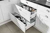 funkcjonalne szuflady kuchenne