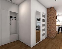Mieszkanie industrialne - zdjęcie od DesignWolf Interiors