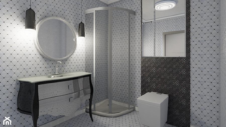 Design Office Siedlce - łazienka 1 2 - zdjęcie od Design Office Siedlce
