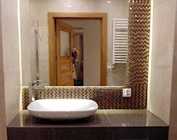 łazienka Ze Złotymi Płytkami Aranżacje Pomysły