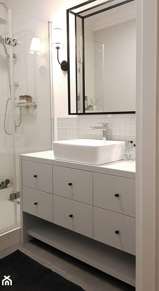 meble łazienkowe na wymiar Gdańsk - zdjęcie od LOWEN - meble na wymiar - Homebook