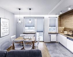 Kuchnia z jadalnią - zdjęcie od BOLD Design
