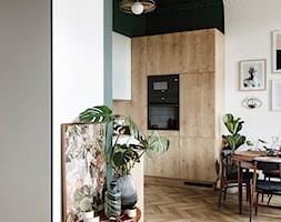 #25 Mieszkanie we Wrocławiu - Hol / przedpokój, styl eklektyczny - zdjęcie od BOLD Design - Homebook