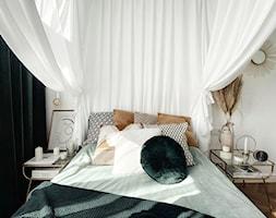 #25 Mieszkanie we Wrocławiu - Sypialnia, styl eklektyczny - zdjęcie od BOLD Design - Homebook