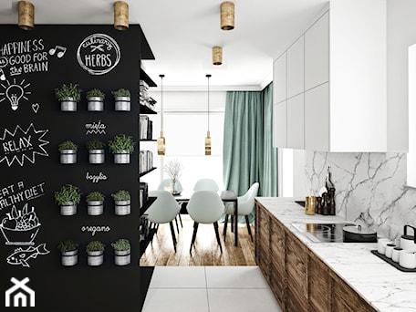 Aranżacje wnętrz - Kuchnia: Kuchnia - BOLD Design. Przeglądaj, dodawaj i zapisuj najlepsze zdjęcia, pomysły i inspiracje designerskie. W bazie mamy już prawie milion fotografii!