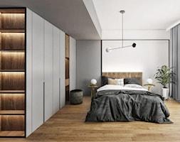 #22 Dom we Wrocławiu - Sypialnia, styl nowoczesny - zdjęcie od BOLD Design - Homebook