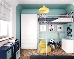 Pokój chłopca - zdjęcie od BOLD Design